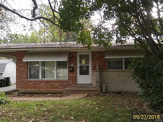 24 Radford, Florissant, MO 63031 (#18083420) :: Clarity Street Realty