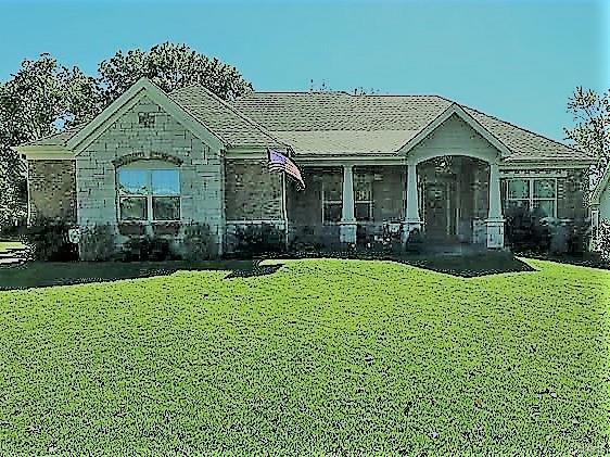 18605 Windy Hollow Lane, Wildwood, MO 63069 (#18083646) :: St. Louis Finest Homes Realty Group