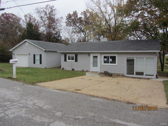 8418 West Shore Drive, Hillsboro, MO 63050 (#18087169) :: Clarity Street Realty