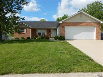 2667 Piper Hills Drive, Shiloh, IL 62221 (#18088520) :: Fusion Realty, LLC
