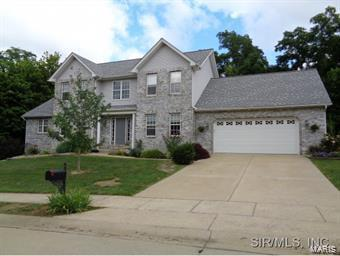 1315 Gerber Woods Drive, Edwardsville, IL 62025 (#18088579) :: Fusion Realty, LLC