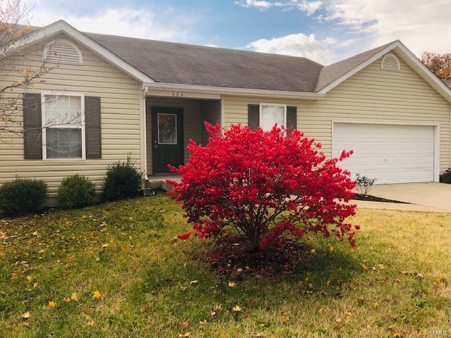 324 E 4th Street, Moscow Mills, MO 63362 (#18088689) :: St. Louis Finest Homes Realty Group