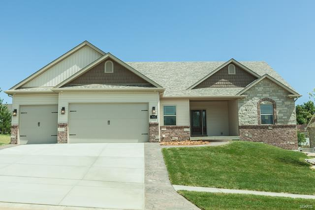 425 Sherwood Oaks Ct, Wentzville, MO 63385 (#18089780) :: RE/MAX Vision