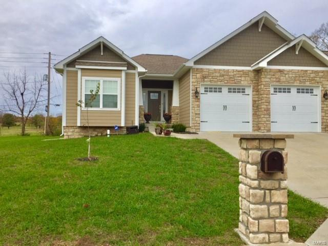 587 Sycamore Drive, Rolla, MO 65401 (#18090022) :: Peter Lu Team