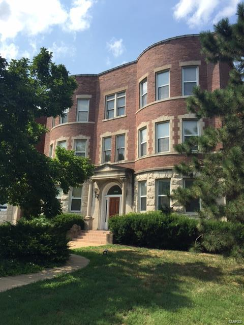 4317 Lindell Boulevard G, St Louis, MO 63108 (#18090279) :: Barrett Realty Group