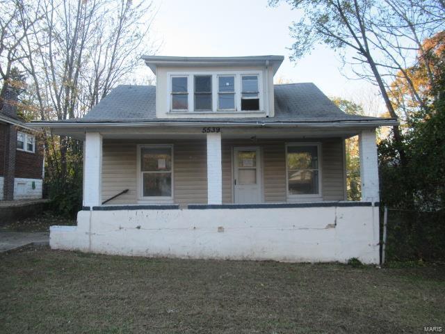 5539 Hamilton Avenue, St Louis, MO 63136 (#18091818) :: The Kathy Helbig Group