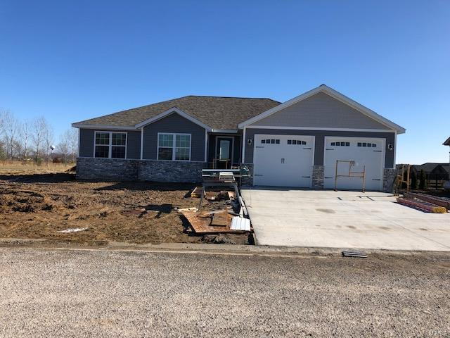51 Westmore, AVISTON, IL 62216 (#18094078) :: Holden Realty Group - RE/MAX Preferred