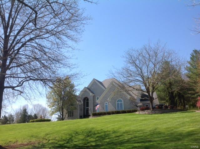 19300 Deer Pointe Estates, Glencoe, MO 63038 (#18094378) :: The Kathy Helbig Group