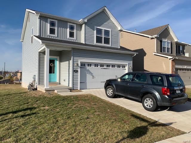 217 Miravista Grove Drive, Cottleville, MO 63376 (#18094394) :: Walker Real Estate Team