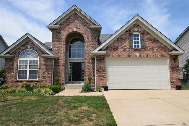 1405 Sterling Pines Court, Arnold, MO 63010 (#18094495) :: Clarity Street Realty