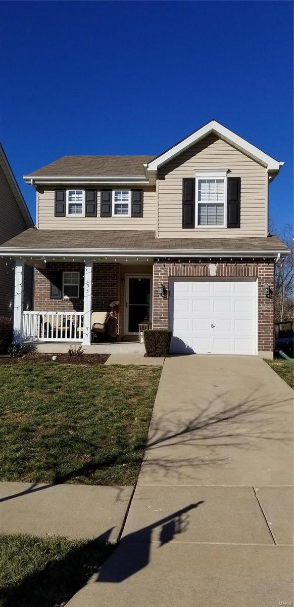 153 Brushy Brook Drive, O'Fallon, MO 63366 (#18094785) :: St. Louis Finest Homes Realty Group