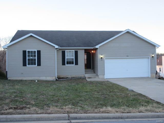 126 Hickory Valley Rd., Saint Robert, MO 65584 (#18095302) :: Walker Real Estate Team