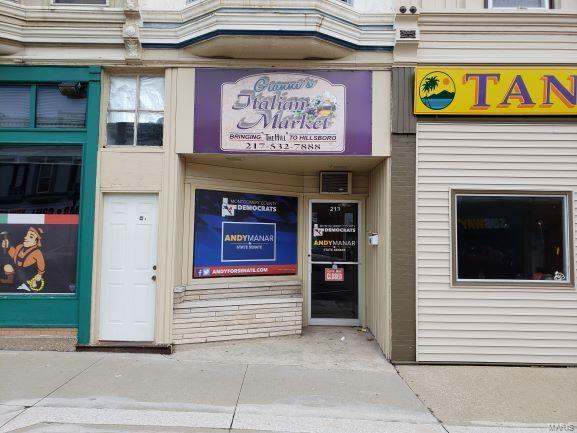 213 S Main Street, Hillsboro, IL 62049 (#19000514) :: Fusion Realty, LLC