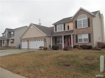 1424 Dale Drive, Troy, IL 62294 (#19000923) :: Fusion Realty, LLC