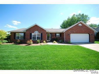 615 Dustin Lane, O'Fallon, IL 62269 (#19002640) :: PalmerHouse Properties LLC