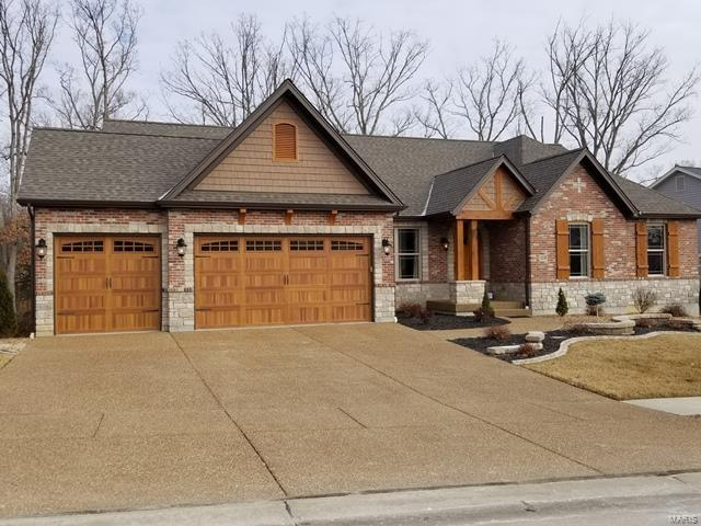 222 Redmond Pines Drive, Wentzville, MO 63385 (#19002751) :: RE/MAX Professional Realty