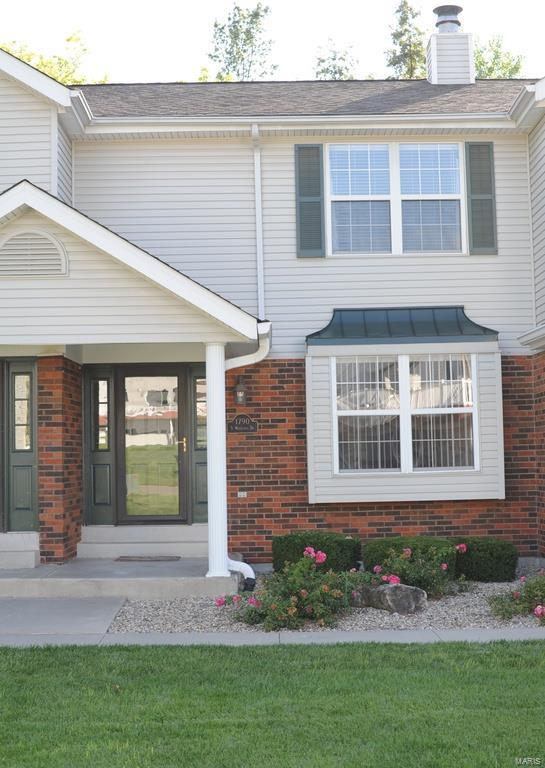 1790 S Wisteria Drive #7, Saint Charles, MO 63303 (#19002856) :: Clarity Street Realty