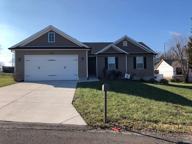 749 Vera, Arnold, MO 63010 (#19002957) :: Kelly Hager Group | TdD Premier Real Estate