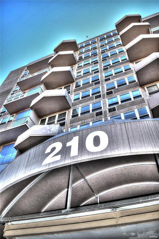 210 N 17th Street #1401, St Louis, MO 63103 (#19003808) :: PalmerHouse Properties LLC
