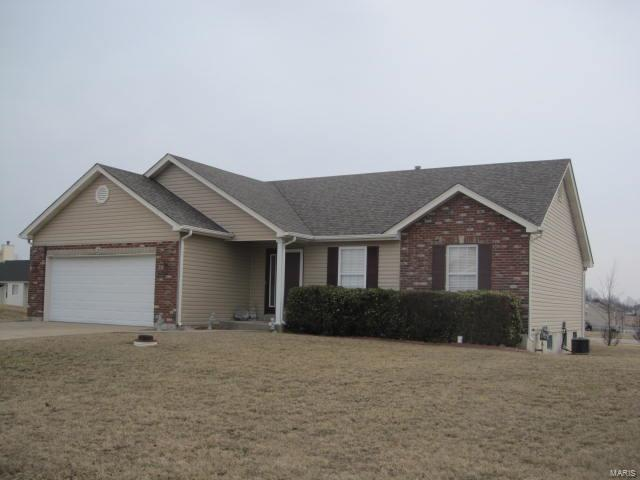 2 Yorkshire Place, Troy, MO 63379 (#19013402) :: The Becky O'Neill Power Home Selling Team