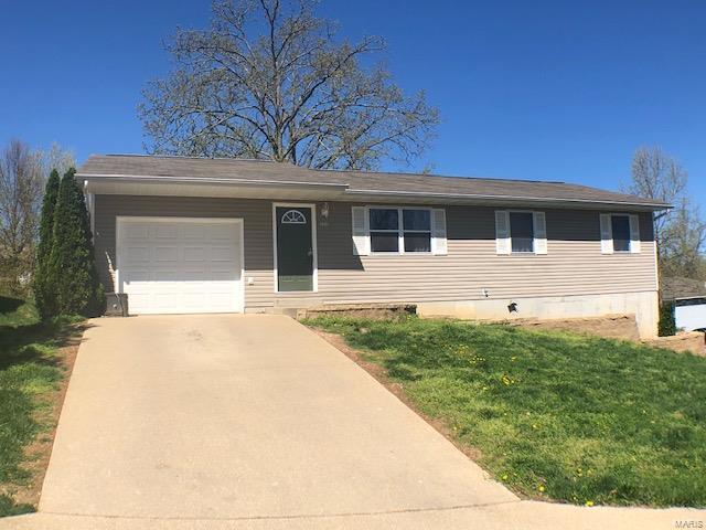 1410 Timber Lane, Rolla, MO 65401 (#19013669) :: RE/MAX Professional Realty