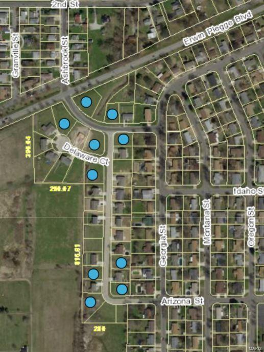 0 Kutter Aljets Place Lots, Bethalto, IL 62010 (#19013797) :: Parson Realty Group
