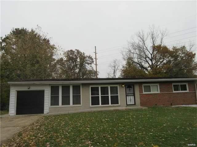 9632 Glen Owen, St Louis, MO 63136 (#19014372) :: Clarity Street Realty