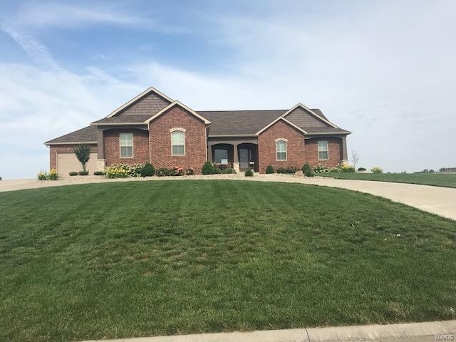 4181 Water Oak Lane, Smithton, IL 62285 (#19015139) :: The Becky O'Neill Power Home Selling Team