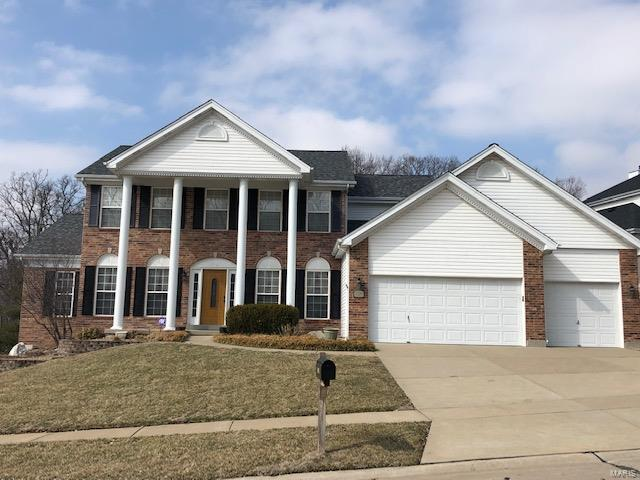 7209 Westfield Woods Drive, Dardenne Prairie, MO 63368 (#19016123) :: The Kathy Helbig Group