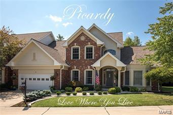 49 Picardy Hill Drive, Chesterfield, MO 63017 (#19016239) :: Clarity Street Realty
