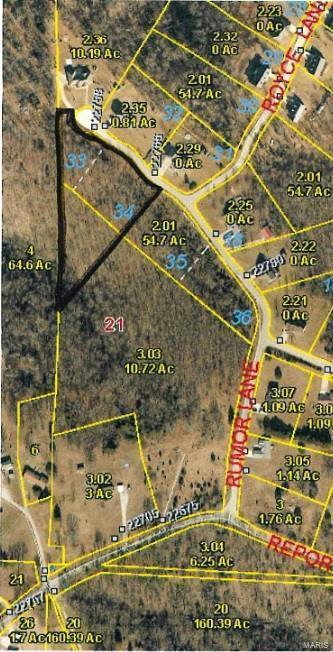 0 Rumor Lane, Waynesville, MO 65583 (#19016415) :: Matt Smith Real Estate Group