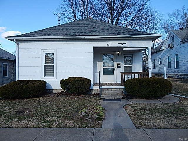 507 N Washington, Jerseyville, IL 62052 (#19017637) :: Clarity Street Realty