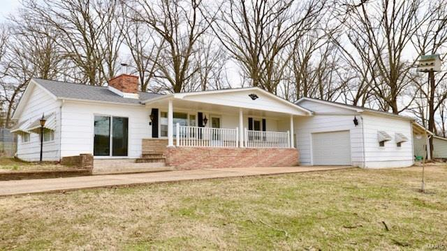 404 Lakeshore Drive, Cuba, MO 65453 (#19017863) :: The Becky O'Neill Power Home Selling Team