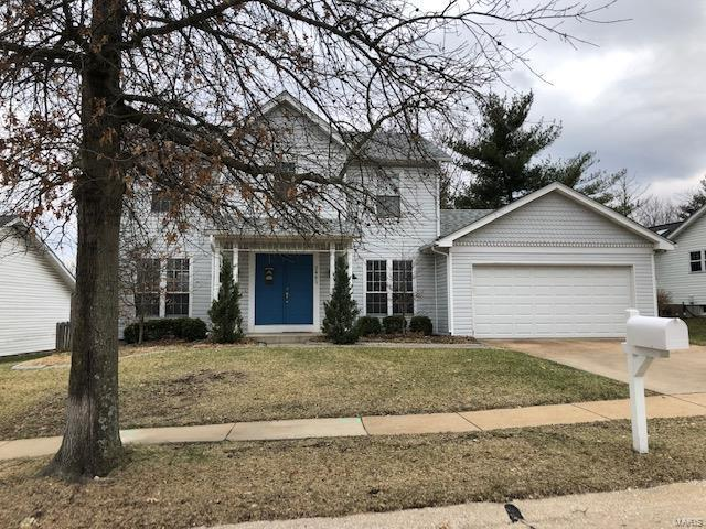 2461 Forest Leaf Parkway, Wildwood, MO 63011 (#19018120) :: The Becky O'Neill Power Home Selling Team