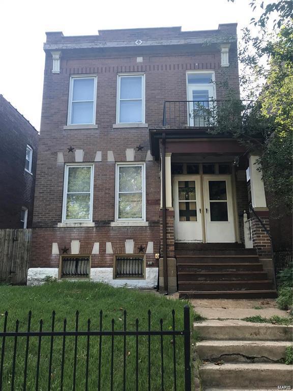 3463 Grace Avenue, St Louis, MO 63116 (#19019186) :: Ryan Miller Homes
