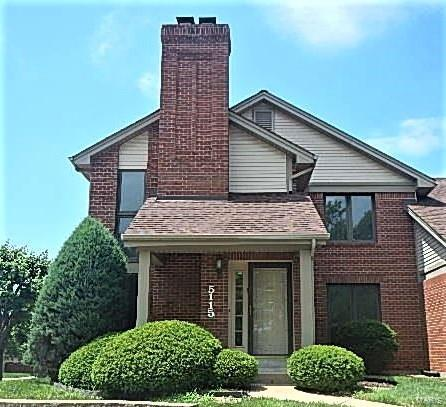5115 Starboard Side, St Louis, MO 63128 (#19023916) :: Clarity Street Realty