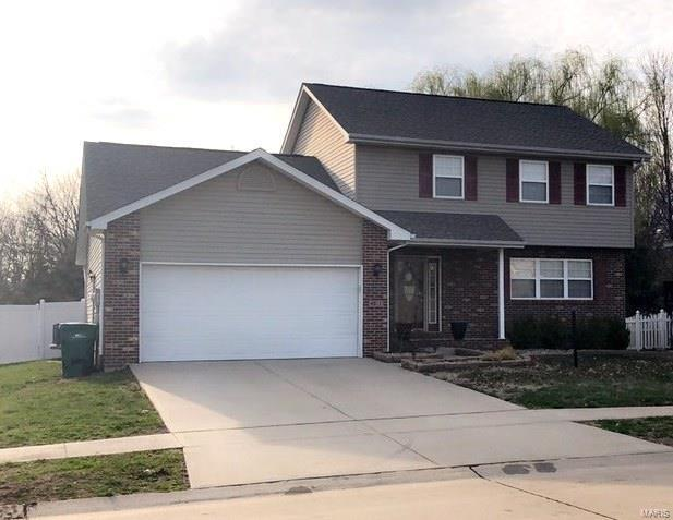 4813 Danielle Court, Granite City, IL 62040 (#19024019) :: The Kathy Helbig Group