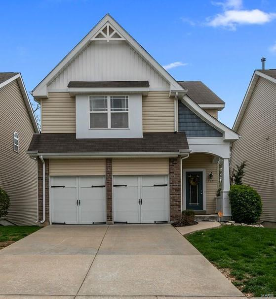 434 Parkgate Drive, Lake St Louis, MO 63367 (#19027311) :: PalmerHouse Properties LLC