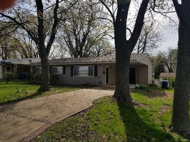 9832 Treadway, St Louis, MO 63134 (#19027349) :: RE/MAX Vision