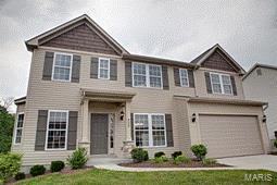 914 Pittsburg Landing Drive, Wentzville, MO 63385 (#19028001) :: PalmerHouse Properties LLC