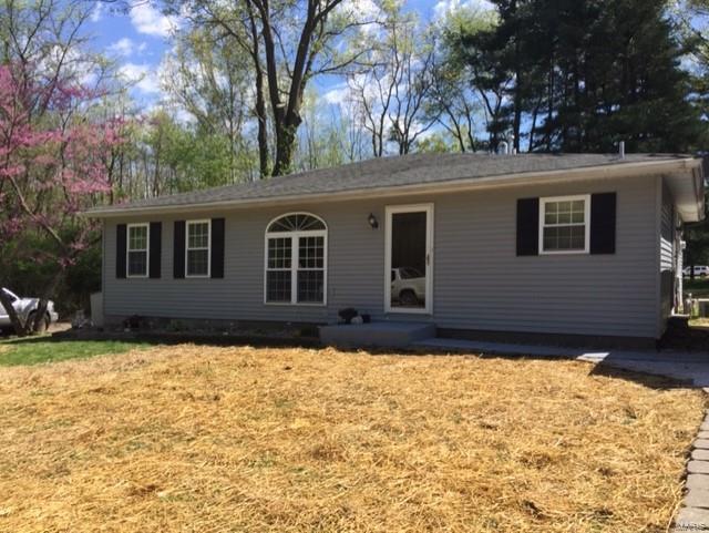 302 Debra Lane, SPARTA, IL 62286 (#19028866) :: Matt Smith Real Estate Group