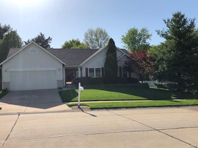 1037 Franko Drive, O'Fallon, MO 63366 (#19033186) :: The Becky O'Neill Power Home Selling Team