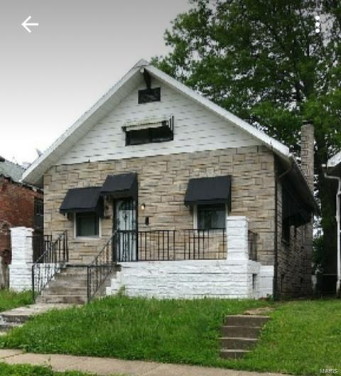 3518 Lincoln Avenue, St Louis, MO 63121 (#19033511) :: Clarity Street Realty