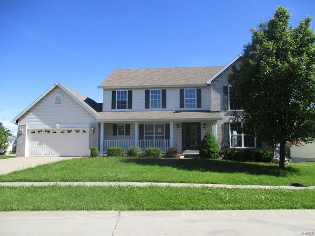 2277 Autumn Trace Parkway, Wentzville, MO 63385 (#19035238) :: The Becky O'Neill Power Home Selling Team
