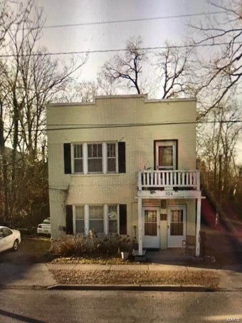 324 William Street, Cape Girardeau, MO 63703 (#19036409) :: RE/MAX Professional Realty