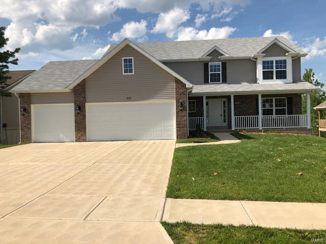 4237 Lockeport Landing, Hillsboro, MO 63050 (#19036819) :: The Becky O'Neill Power Home Selling Team