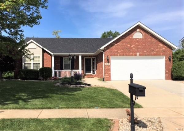 3441 Wilderness Drive, Edwardsville, IL 62025 (#19037253) :: Fusion Realty, LLC