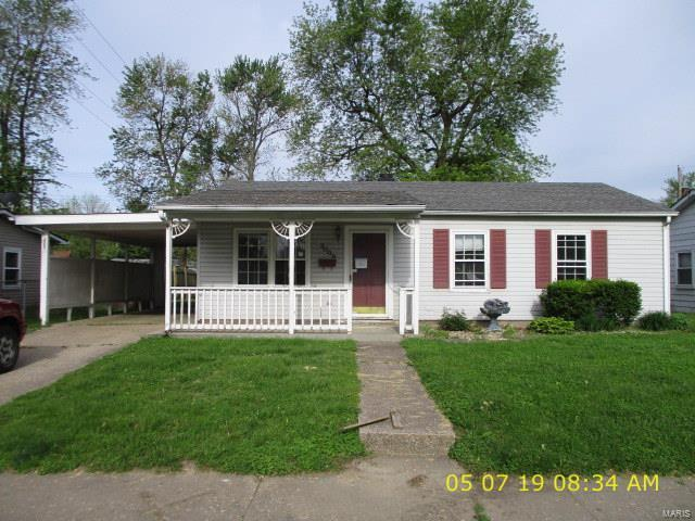 3009 Edgewood Avenue, Granite City, IL 62040 (#19037350) :: The Becky O'Neill Power Home Selling Team