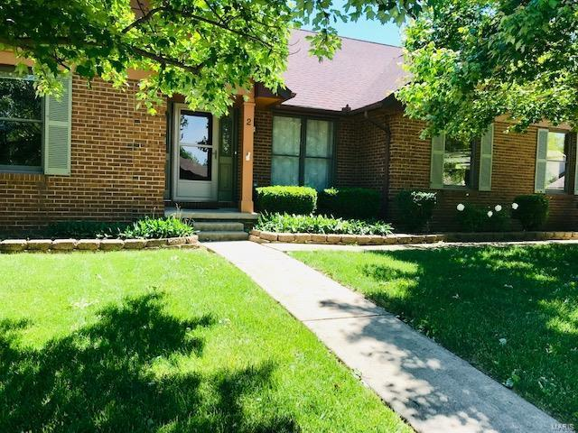 2 Driftwood Lane, Collinsville, IL 62234 (#19037546) :: Fusion Realty, LLC