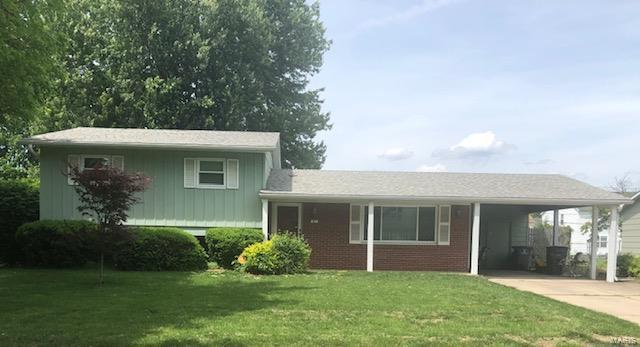 21 Chateau Road, Fairview Heights, IL 62208 (#19037797) :: St. Louis Finest Homes Realty Group